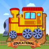 Train Puzzles for Kids - Educational Edition