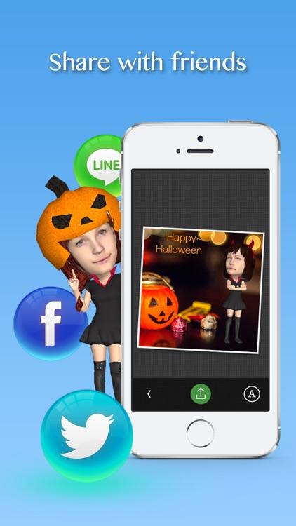 Insta3D - create your own 3D avatar screenshot-4