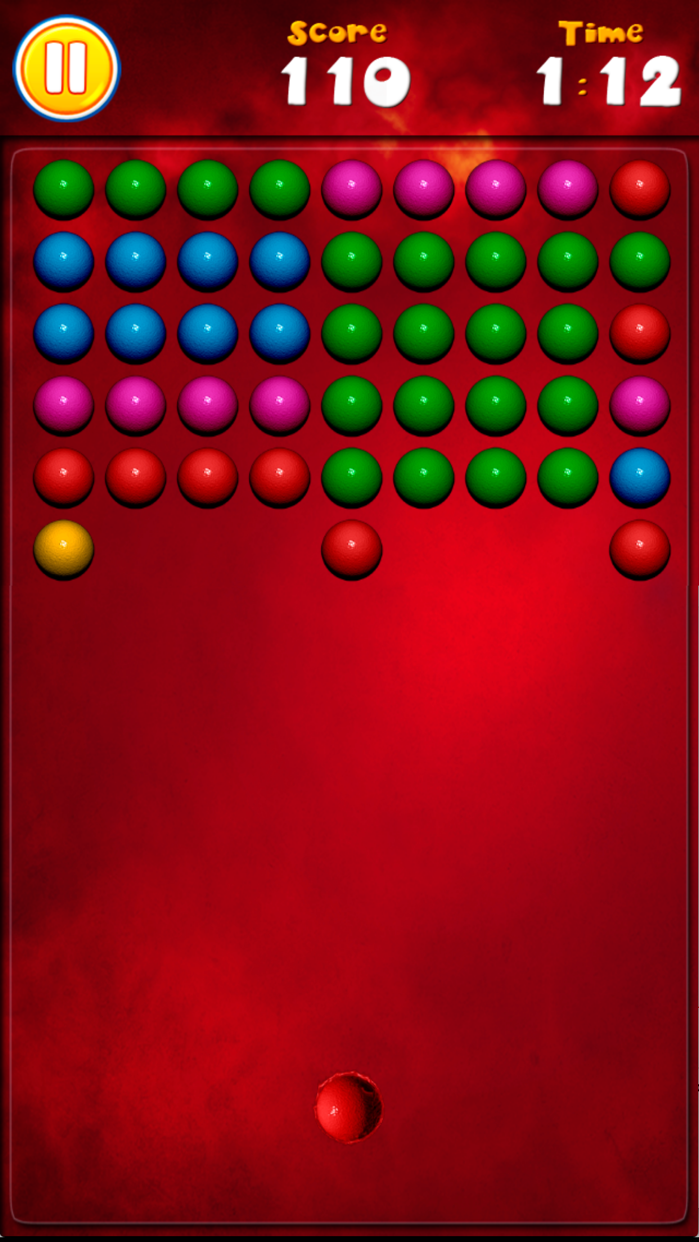 Attack Balls™ Bubble Shooter Screenshot