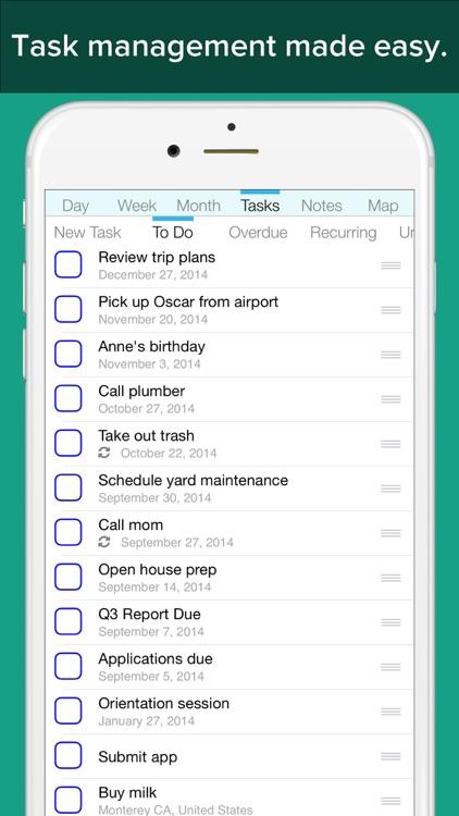 Planner Master - daily organizer & calendar