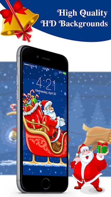 Christmas Live Wallpapers & Animated Backgrounds