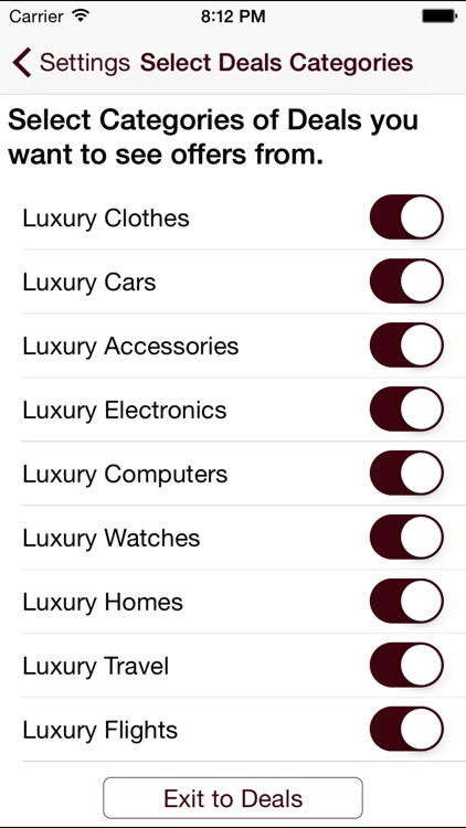 Luxury Deals & Luxury Store Reviews screenshot-4