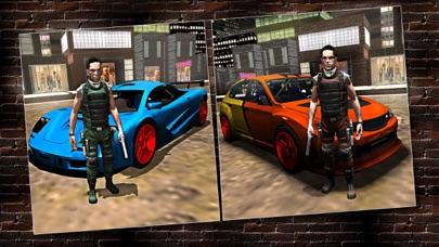 ラスベガス市交通自動車盗難パトカーチェイスのスクリーンショット3