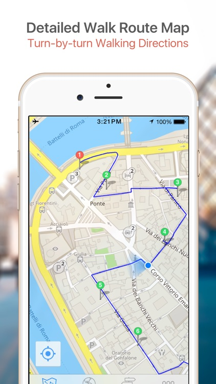 Beijing Map and Walks, Full Version screenshot-3