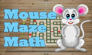 Mouse Maze Math