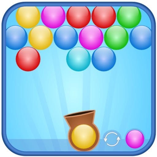 Bubble Egypt - Drop Ball Mania