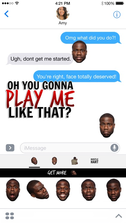 KEVMOJI by Kevin Hart screenshot-1