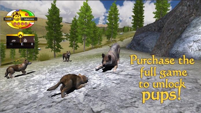WolfQuest Screenshot