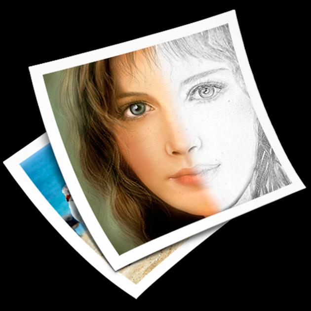 Photosketcher On The Mac App Store