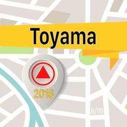 Toyama Offline Map Navigator and Guide