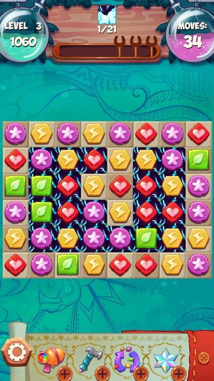 Unicorn Forest: Match 3 Puzzle screenshot-3