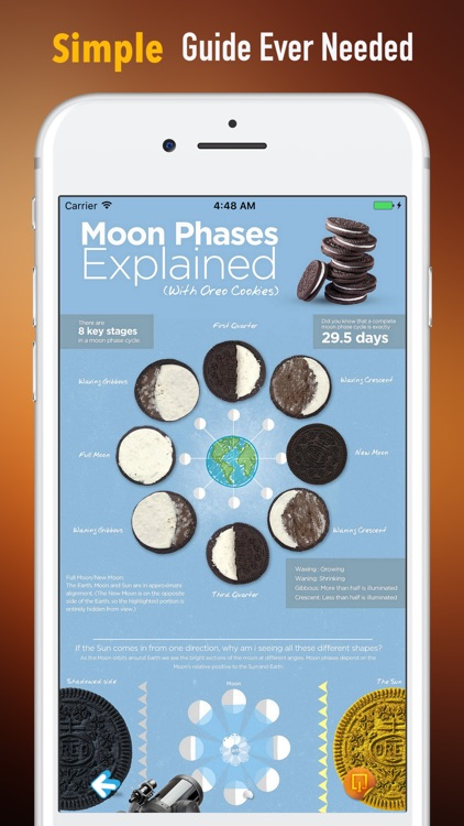 Moon Phases Study Guide-Tutorial and Hot News
