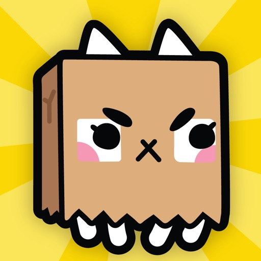 Toca Life Paper Bag Cat icon
