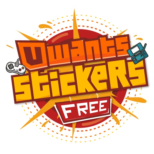 Uwants Sticker Pack FREE