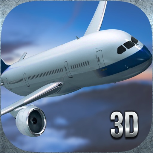 реальный аэропорт симулятор городской воздух полет самолета