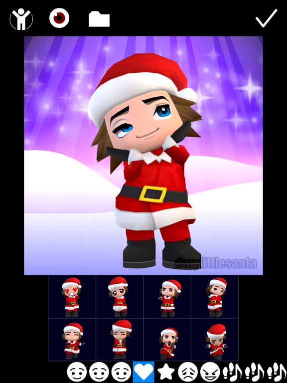 Screenshot #2 for My Little Santa