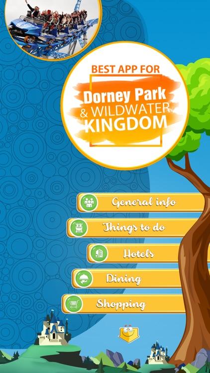 Best App for Dorney Park & Wildwater Kingdom