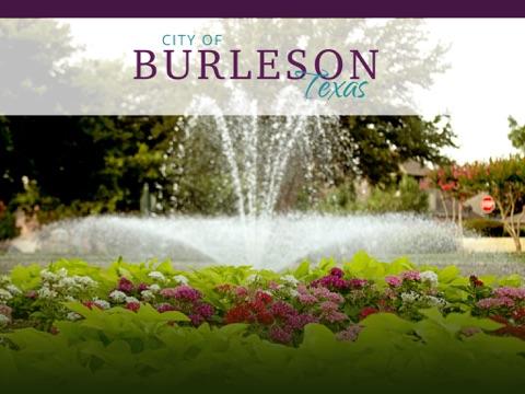 City of Burleson Texas - náhled