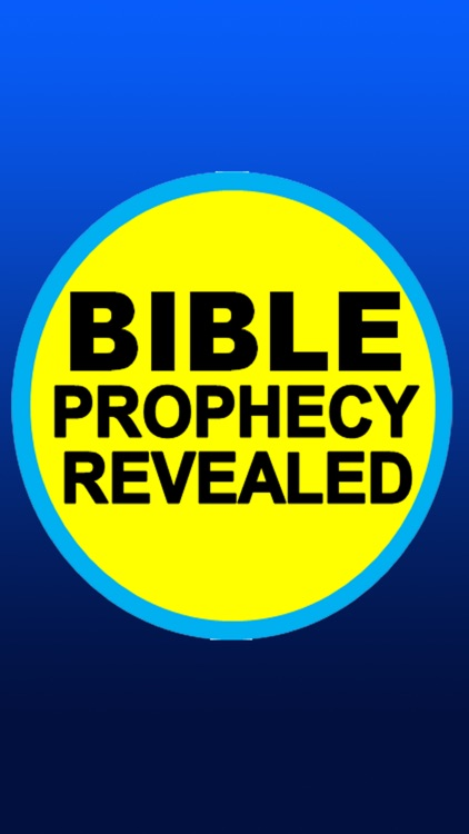 Bible Prophecy Revealed