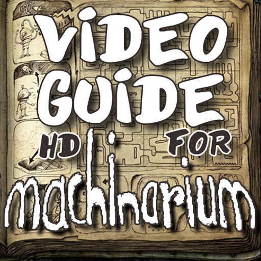 Guide For Machinarium HD