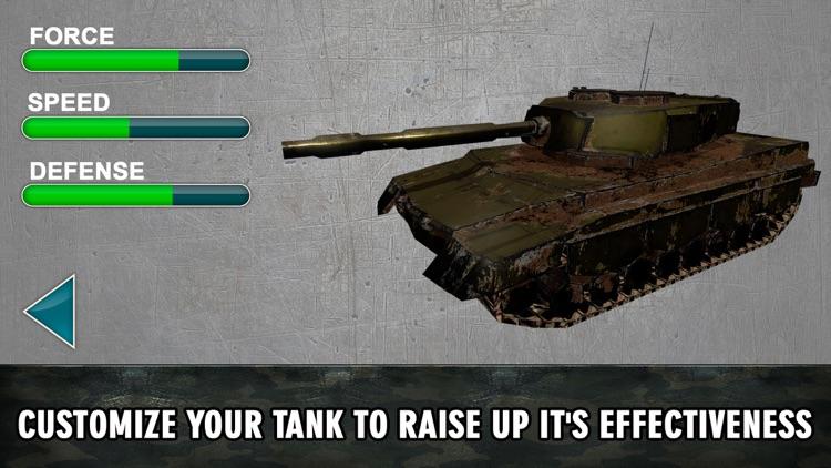 Armored Tank Wars Online Full screenshot-3