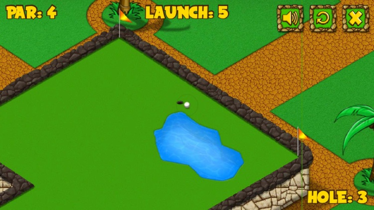 Mini Golf World screenshot-3