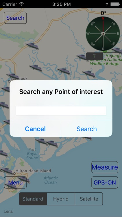 South Carolina: Salt Water Boat Ramps screenshot-4