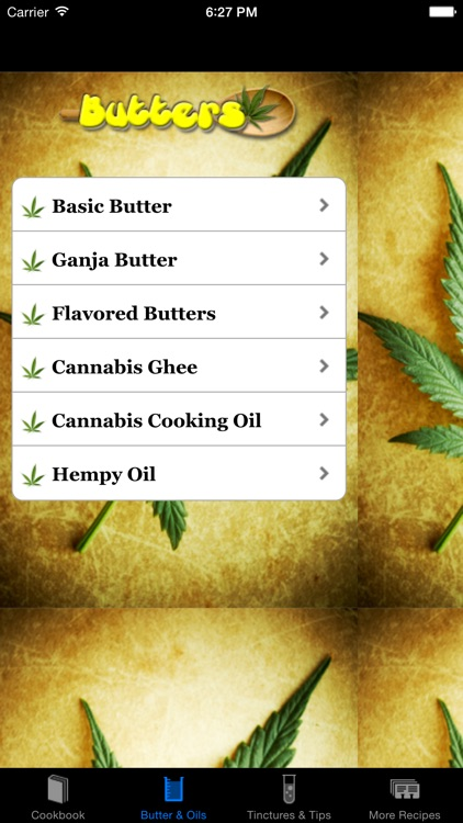 Weed Cookbook 2 - Medical Marijuana Recipes & Cook screenshot-3