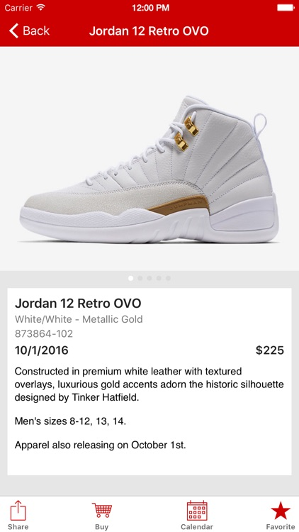 J23 - Jordan Release Dates and History screenshot-1