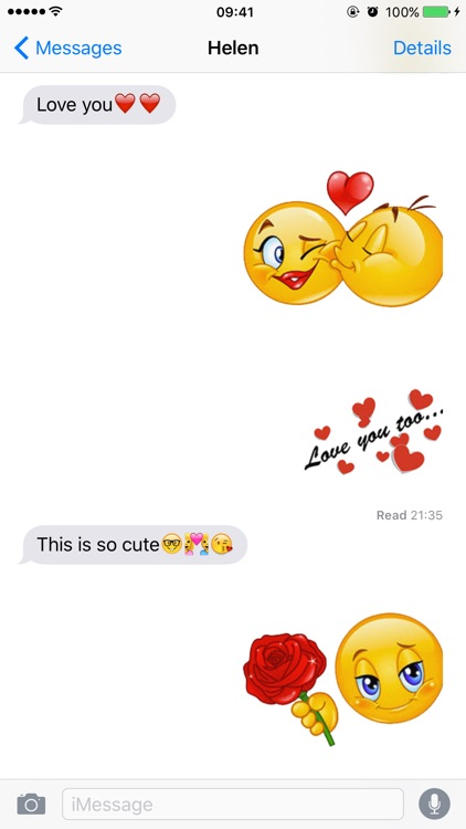 Flirty Emoji Pro with Stickers Pack for Texting screenshot-0