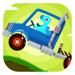 104.恐龙卡车 - 汽车和赛车儿童游戏总动员