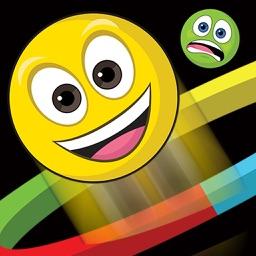 Color Swap: Emoji Color Balls
