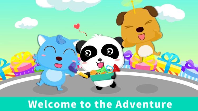 Panda Sharing Adventure screenshot-4