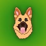 German Shepherd Emoji