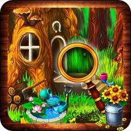 Plants Vs hidden objects Game