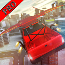 Free Limo Flying car Games