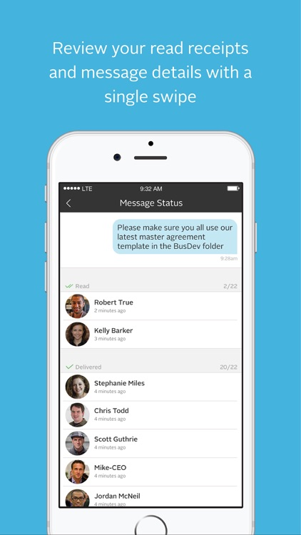 Symphony – secure and compliant communication screenshot-4