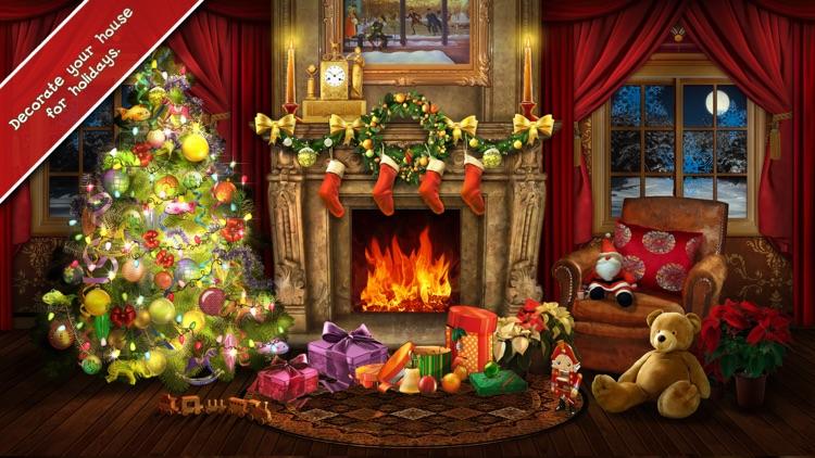 Christmas Mansion 2 - free matching fun! screenshot-3