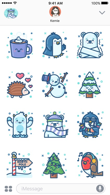 Winter Creatures