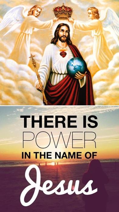 Myimage Lord Jesus Christ Beautiful Canvas Art Poster Print