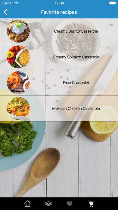Casserole Recipes for You! screenshot three