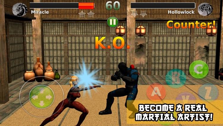 Ninja Revenge: Kung Fu Fighting - 2 screenshot-3