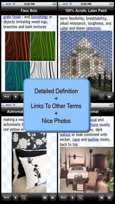 Home Decor & Interior Design Glossary