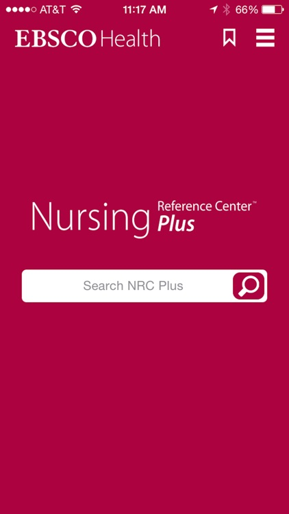 Nursing Reference Center Plus screenshot-0