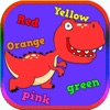 Fun Dinosaur : Coloring Quiz Puzzle Games For Kids
