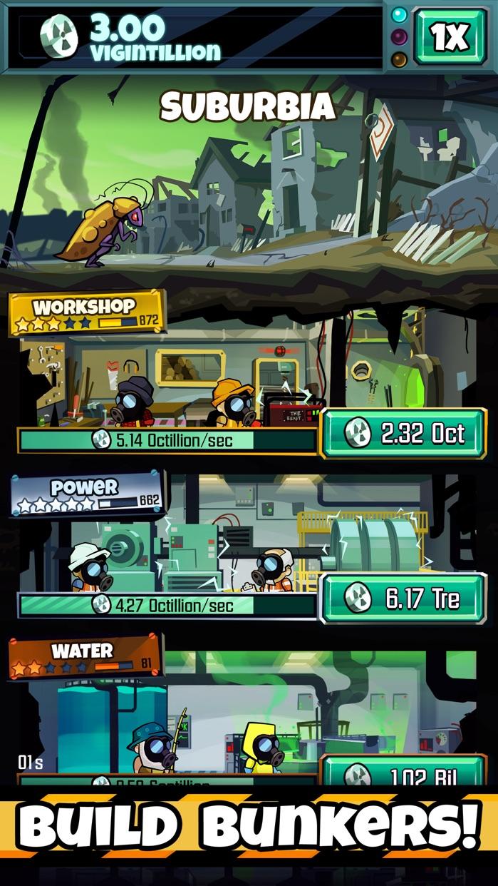 Doomsday Clicker Screenshot