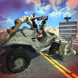 Zombie Highway Death Racer