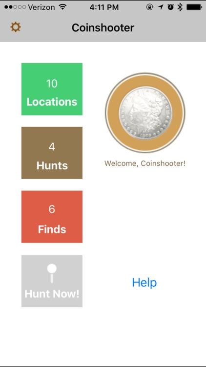Coinshooter | Metal Detecting