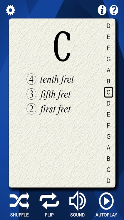 Banjo Flash Cards screenshot-3