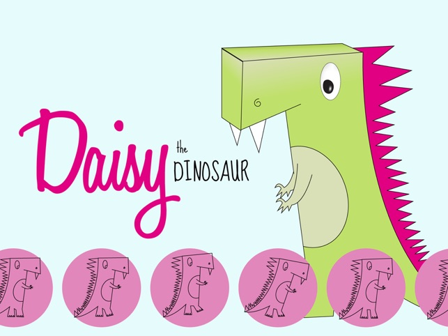 Daisy the Dinosaur Screenshot